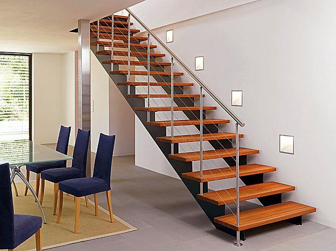 Escaleras construcciones met licas cerrisan alicante - Fotos de escaleras modernas ...