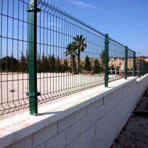 Tipos de cercas metalicas