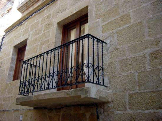 Balcones construcciones met licas cerrisan - Balcones de forja antiguos ...